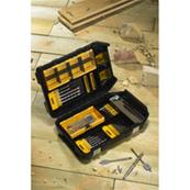 Coffret de forets Dewalt MAC CASE 100 pieces DT9292
