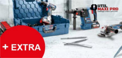 Bosch offre + extra