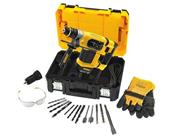 DEWALT Perforateur SDS-Plus 32 mm 3 modes Réf : D25414KT