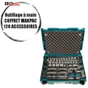 MAKITA Outillage à main 120 access en makpac - E-08713