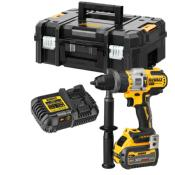 DEWALT Perceuse percussion PREMIUM XRP 18V ADVANTAGE 1 BAT 6Ah - DCD999T1