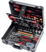 KSTools Coffret, valise de maintenance 1/4 - 1/2 - ULTIMATE - 131 pcs Réf : 922.0731