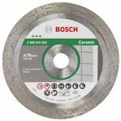 BOSCH Disque à tronçonner diamanté Best for Ceramic 76 mm