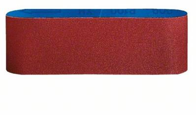 Bosch 2608606141 3 Bandes abrasives 100 x 620 mm Grain 40