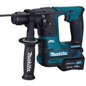 MAKITA Perforateur SDS-Plus 12 V CXT Li-Ion 4 Ah 16 mm Réf : HR166DSMJ