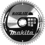 Lame carbure Makblade Bois Makita pour scie sur table d/260mm 24 dents Ref : B-21989