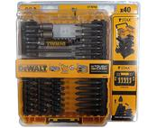 DEWALT Coffret TOUGH CASE 40 pcs embouts Réf : DT70702