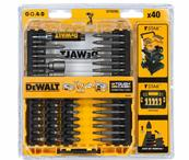 DEWALT Coffret TOUGH CASE 40 pcs embout douille Réf : DT70705