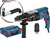 BOSCH Perforateur SDS plus GBH 2-28 F + Kit aspiration GDE 16 plus Réf : 0611267603