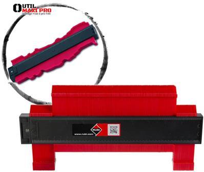 diam/ètre 25 mm 2:1-5 m/ètres Gaine Thermor/étractable Blanches Ricable Custom W225//5