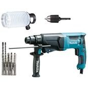 Perforateur électrique Makita sds plus HR2600X9